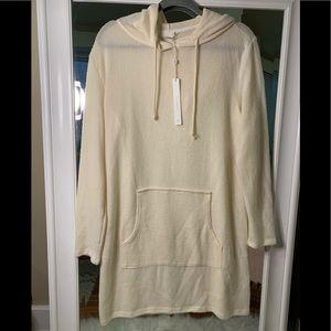 Caslon Hoodie Sweater Dress